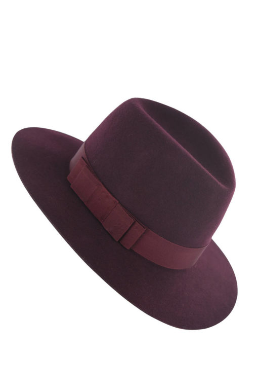 chapeau indiana noeud double