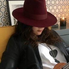 Chapeau feutre Bonnie